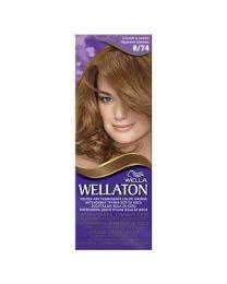 Wellaton Крем-боя за коса /8.74 карамелен шоколад/.