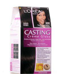 Casting Crème Gloss боя за коса без амоняк /300 тъмно кестеняво/