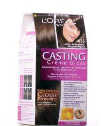 Casting Crème Gloss боя за коса без амоняк /415 кестеняво фрапе/