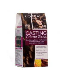 Casting Crème Gloss боя за коса без амоняк /503 златен шоколад/