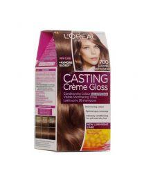 Casting Crème Gloss боя за коса без амоняк /780 карамелено капучино/