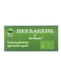 Herbagene – ампули за омазняващи се коси, срещу пърхот и косопад
