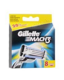 Mach 3 резервни ножчета за бръснене, опаковка от 8 броя