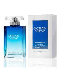 Ocean View For Men EDT тоалетна вода за мъже, без опаковка