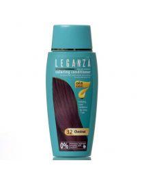 Leganza - оцветяващ балсам /32 - кестен/