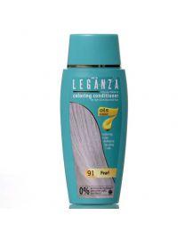 Leganza - оцветяващ балсам /91 - перлен/