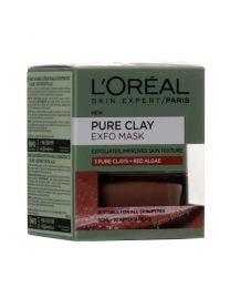 Pure Clay Exfo Mask маска за лице с пилинг ефект за по-равен тен