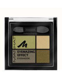 Eyemazing effect сенки за очи, четири цвята /89D Green Piece/