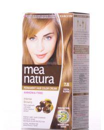 Mea Natura боя за коса /7.8 какаово русо/