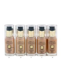 Facefinity All Day Flawless 3-in-1 фон дьо тен /75 golden/