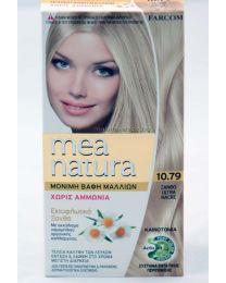 Mea Natura боя за коса /10.79 ултра перлено русо/