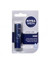 Activ Care балсам за устни, за мъже