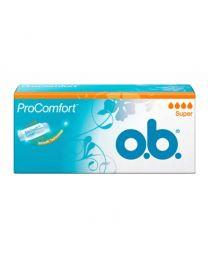 Интимни тампони ProComfort Super, опаковка от 8 броя
