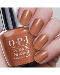 Infinite Shine - гел-лак без изпичане /ISL23-Brains & Bronze/