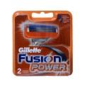 Fusion Power резервни ножчета за бръснене, опаковка от 2 броя