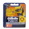 Fusion Proshield резервни ножчета за бръснене, опаковка от 4 броя