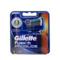 Fusion ProGlide резервни ножчета за бръснене, опаковка от 2 броя