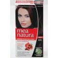 Mea Natura боя за коса /4.5 тъмен махагон/