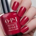 Infinite Shine - гел-лак без изпичане /ISL10-Relentless Ruby/