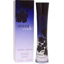 Code EDP дамски парфюм, без опаковка