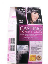 Casting Crème Gloss боя за коса без амоняк /200 черен абанос/