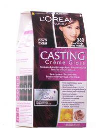Casting Crème Gloss боя за коса без амоняк /360 тъмна череша/