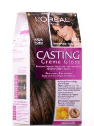 Casting Crème Gloss боя за коса без амоняк /600 тъмно русо/