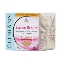 Sublime Beauty хидратиращ крем против бръчки с хиалуронова киселина, за зряла кожа
