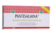 Pantesalmina – подхранващи ампули за коса с пантенол