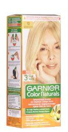 Color naturals крем-боя за коса /10 много, много светло русо/