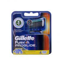 Fusion ProGlide резервни ножчета за бръснене, опаковка от 4 броя