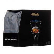 Fusion Proglide Flexball мъжки подаръчен комплект, с включен несесер