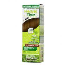 Оцветяваща крем-къна Herbal Time /10 натурално кафяв/.