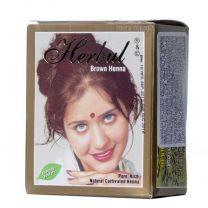 Henna - къна за коса, кафява