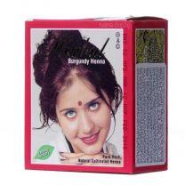 Henna - къна за коса, бургунди