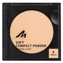 Soft Compact Powder компактна пудра /8 vanille/