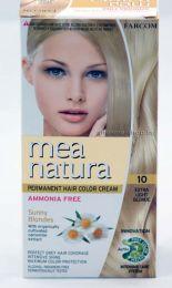Mea Natura боя за коса /10 екстра светло русо/