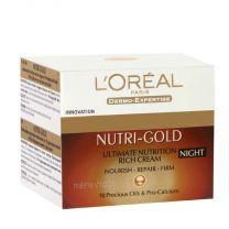 Nutri-Gold интензивен подхранващ нощен крем