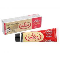 Omega крем за бръснене, с олио от евкалипт