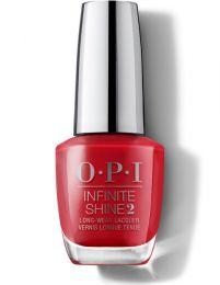 OPI Infinite Shine - гел-лак без изпичане /U13 Red Heads Ahead/ - колекция Scotland by OPI