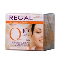 Q10+ дневен витализиращ крем против бръчки