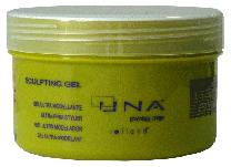 UNA Sculpting Gel F5 Hold оформящ гел за коса