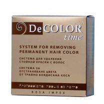 Rosa Impex Decolor Time ремувър за боя за коса.