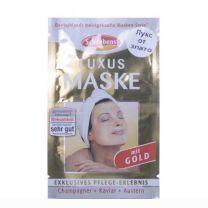 Луксозна маска за лице със злато